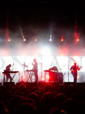 Massive Attack - World Tour · By: Tim Oliver
