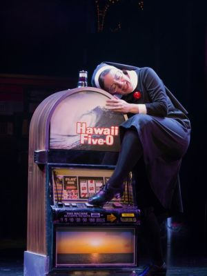 Disaster! (The UK Premiere of the Broadway Musical) - Jennifer Simmard