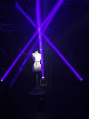 Lighting for Music Project · By: Lauren Godin