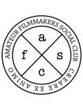 Amateur Filmmakers Social Club Logo