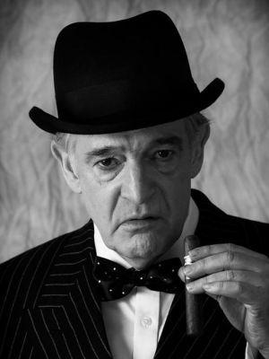 "2017 As Winston Churchill in ""Austerity"" · By: Simon Raynor"