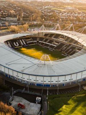 KCOM Stadium Hull - Taken with DJI Inspire 1 Pro