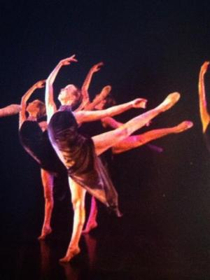 2015 Severine performs in Crystal Contour, Cape Academy of Performing Arts · By: Unknown Photographer