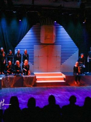 Aida The Musical, Lights Music Action- April 2017 · By: Chris Haworth