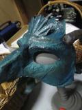 Dragon Mask 2 · By: Matt Lee Newby