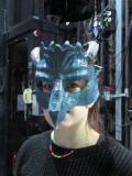 Dragon Mask 3 · By: Matt Lee Newby