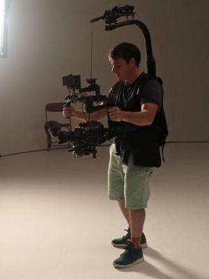 2015 Gimbal · By: Tom PArker