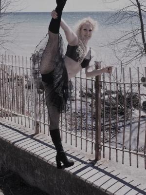 Amber Yates, Choreographer