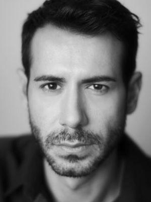 2016 John Diamantis acting head shot · By: Kal Naga