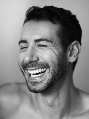 2016 John Diamantis laugh · By: Kal Naga