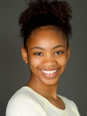 Tia Watts, Child Actor