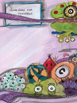 2017 Muriel's Murals  - illustrator and co creator · By: Rebecca Morton
