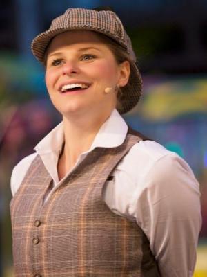 Rosalind in As You Like It, Stafford Shakespeare Festival