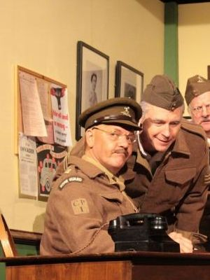 2017 Dad's Army Scene · By: Frank C