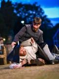 2016 As 'Trinculo' in The Tempest, Pendley Shakespeare Festival · By: Adam Trigg