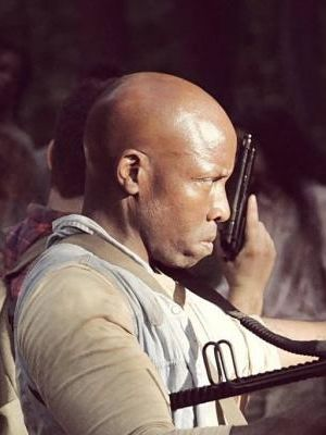 Carl Jackson in La Compte A Rebours