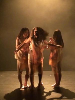 HAL (dance piece) · By: Mark Duffield