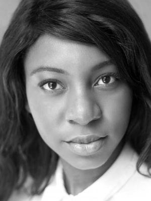 2015 Gloria Akinfe BW · By: Ade B Photography