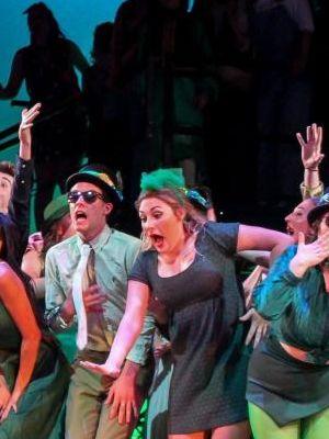 Broadway Showtunes 2017 as Designer · By: Elliot Walker