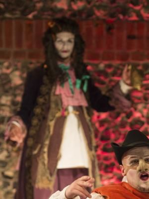 Cyrano de Bergerac · By: Gemma Mount