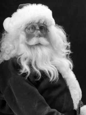 2016 Aidan Bell as Santa · By: Steffan Honour