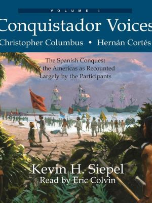 2017 Conquistador Voices Volume 1 · By: Jim Carson