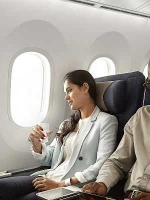 British Airways advertising commercial