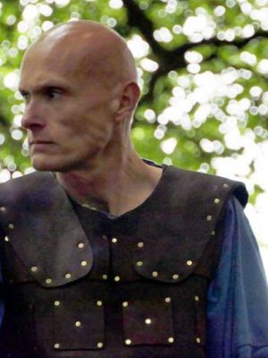 Still from feature film 'Legend Of Mordred'.