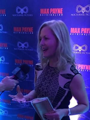 2017 Red Carpet Interview for Max Payne:Retribution · By: Chloe Chudasama