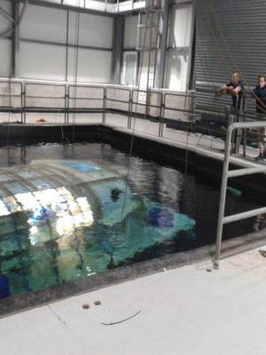 2017 Pinewood underwater tank · By: simon battensby