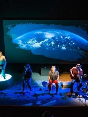 2017 Last Dream on Earth - National Theatre of Scotland · By: Kai Fischer