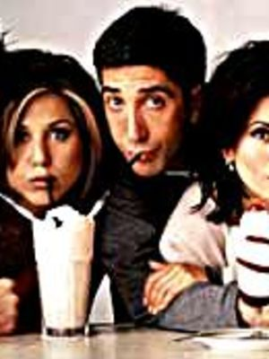 1994 Friends · By: Andrew Eccles