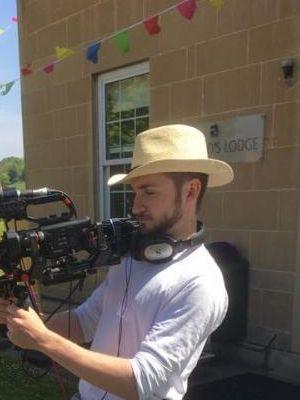 2017 Filming a careers fair · By: Cody Leigh-Stannard