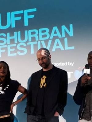 2017 Filmmaker panel q and a British Urban Film festival 2017 · By: A MURPHY