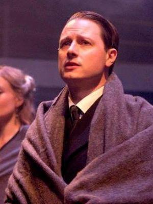 "2013 Lightoller in ""Titanic"" (Southwark Playhouse) · By: Annabel Vere"