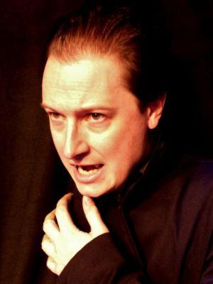 """2016 Dracula in """"Dracula"""" (TNT Theatre, European Tour) · By: Francesca Mintowt-Czyz"""