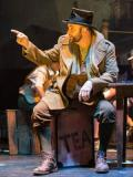 """2017 Bill Sykes in """"Oliver! The Musical"""" 2017 · By: Liz Gillham"""