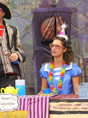 2016 Tic-Tac Alice - Forum Theatre and Education · By: Ethan Kincaid