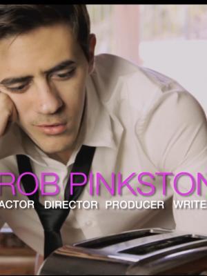 Rob Pinkston