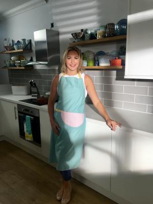 Mum in kitchen