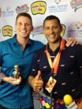 2016 Winning 'Best Screenplay' at the LA All Sports Film Festival · By: Michael Valentino
