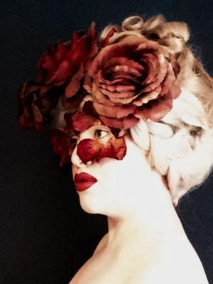 Floral Glory · By: Sarah Kate Jones