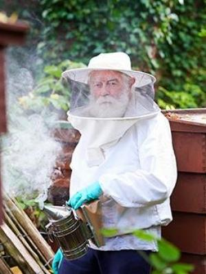 2017 Bill the Beekeeper · By: Tara Moore