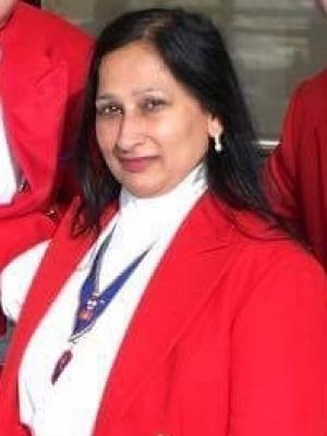 Member of The English Toastmasters Association