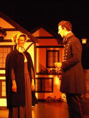 Cranford at Christmas · By: Rebecca Gadsby