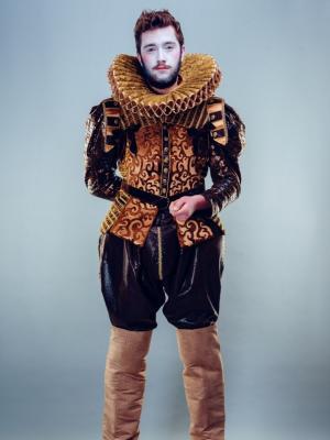 2017 Guy Andrew Hilliar Modelshoot 3 · By: Laura Murray Costume Design