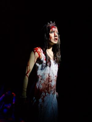 2017 Riva Grant as Carrie White (Carrie: The Musical, 2017) · By: PJ McEvoy