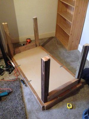 Table - Work in Progress · By: Chris Mundy