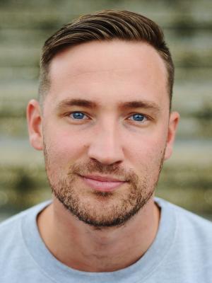 Jake Waring Headshot