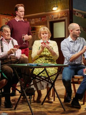 Rules for Living · By: English Touring Theatre